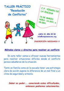 taller resolucion de conflictos